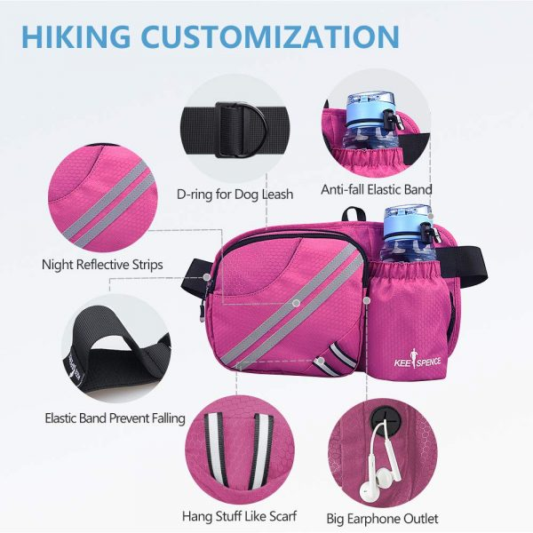 Make America Not Embarrassing Again 1 Sport Waist Pack Fanny Pack For Hike